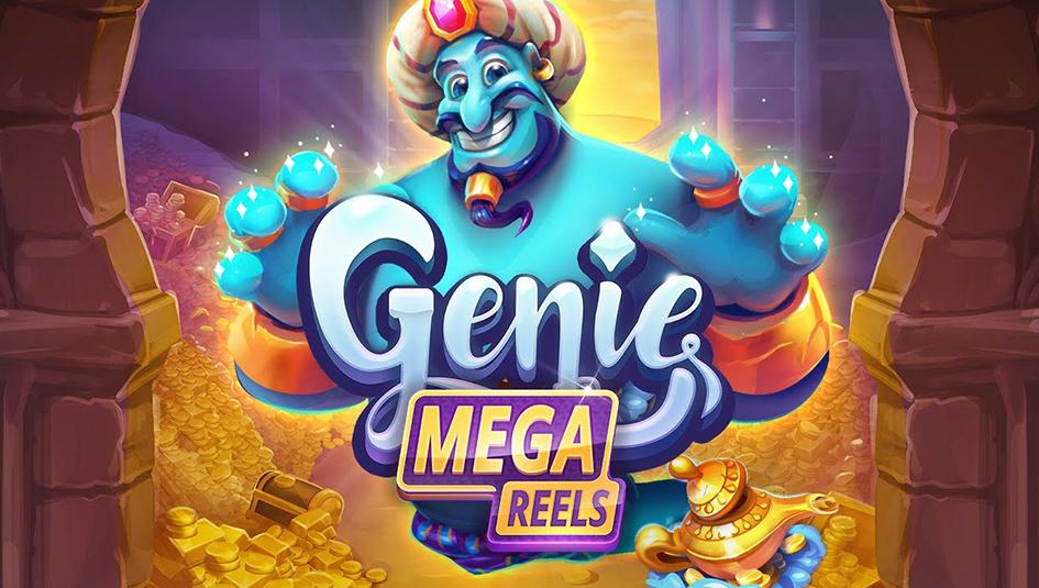 Genie Mega Reels slots