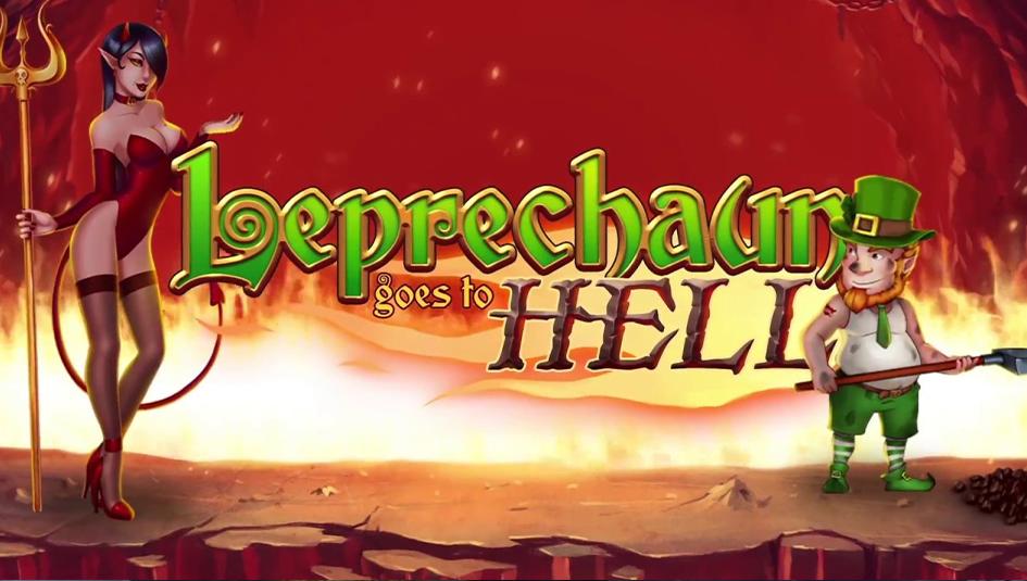 Leprechaun Goes to Hell slots